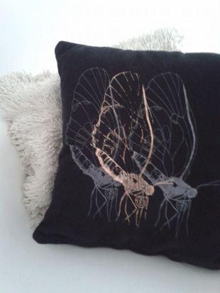 bug cushion