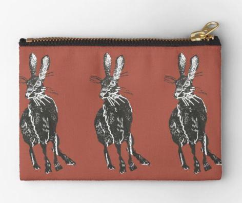 tamar hare purse