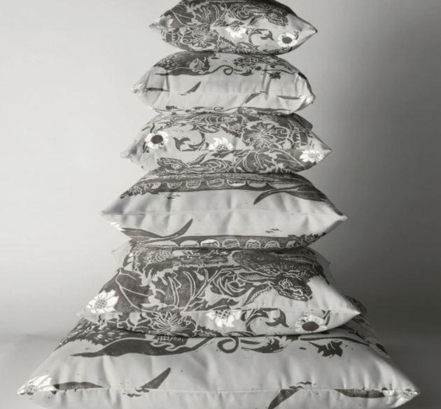tamar tails cushion pile