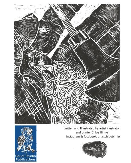 back of book cover gaudi studio publications