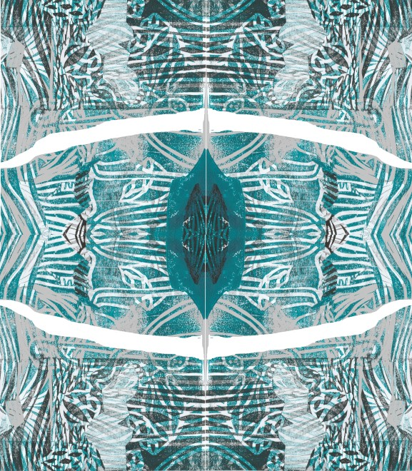 Porthole blue