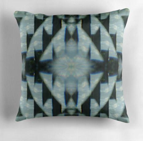 crystal cushion