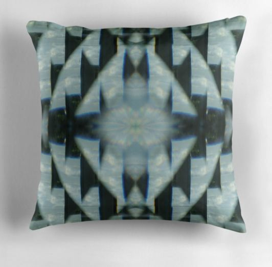 crystal cushion