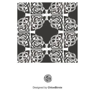 Celtic Knotwork pattern
